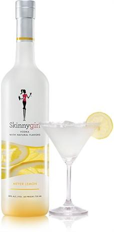Skinnygirl Vodka Meyer Lemon